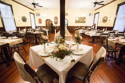 Historic Cold Spring Grange Restaurant